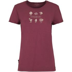 E9 WTS T-Shirt Women, violet